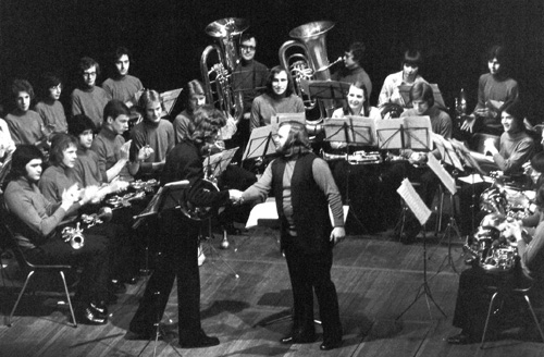 Redbridge Brass in 1975