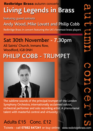 Philip Cobb poster