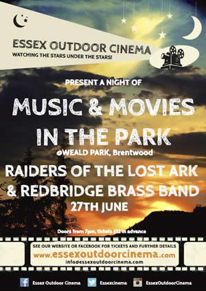 Music and Movies in the Park